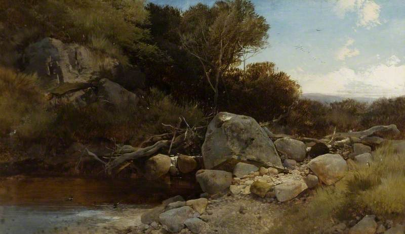 A Welsh Stream