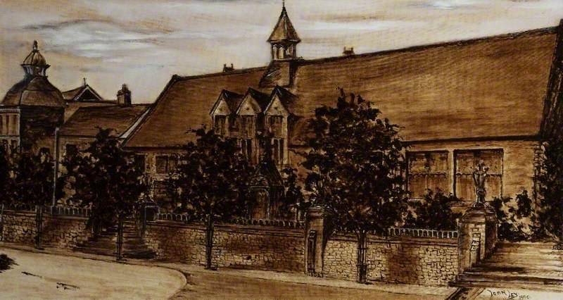 Taunton Municipal Buildings, 1902