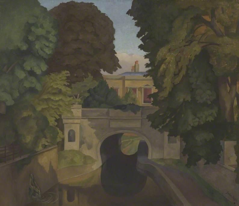 Canal Bridge, Sydney Gardens, Bath