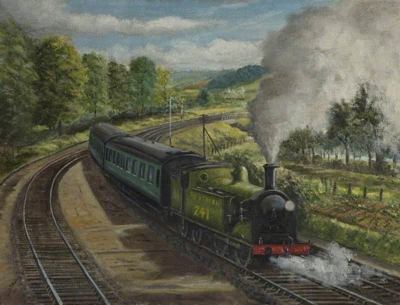 Drummond M7 Class 044 Tank Engine