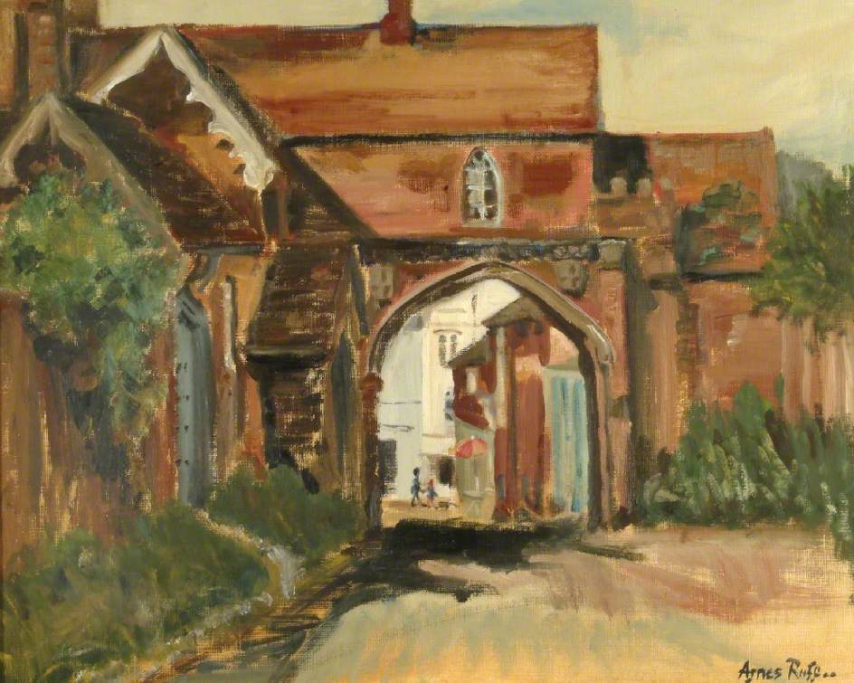 Rose Hill Arch, Dorking, Surrey