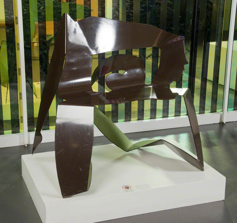 Odalisque (Seat Sculpture)