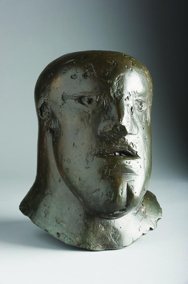 Soldier's Head II