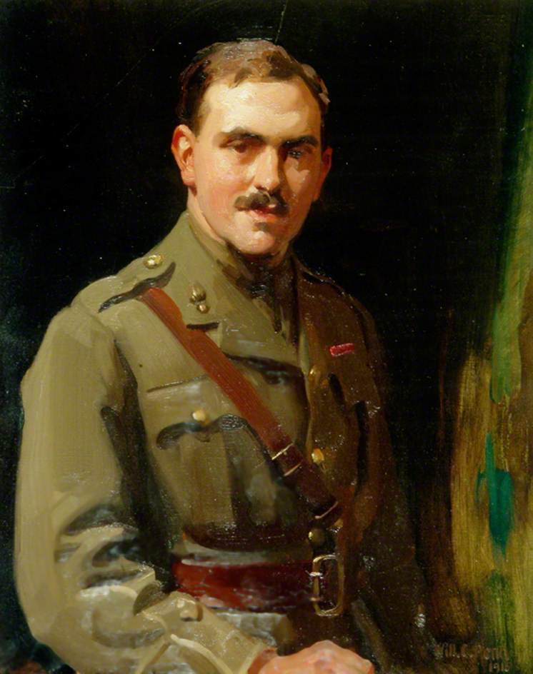 Major F. H. Johnson, VC