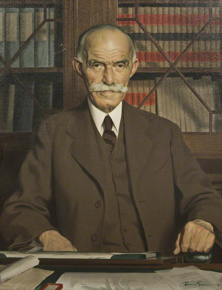 John Robson (1862–1948), CBE, DL, County Clerk of Dumfriesshire (1890–1945)
