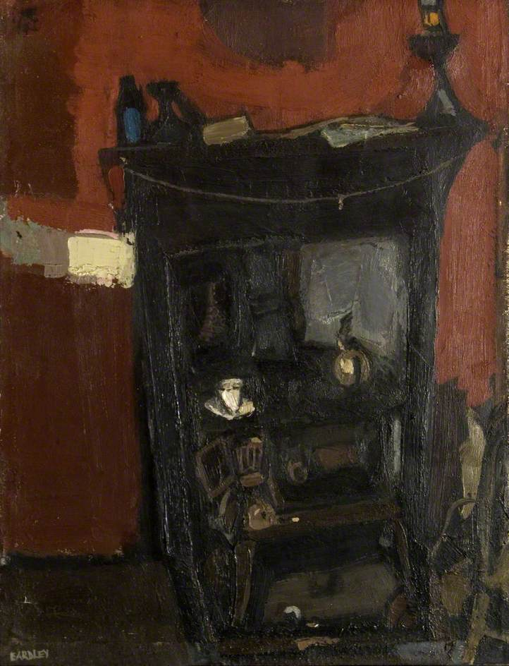 The Cup and The Stove