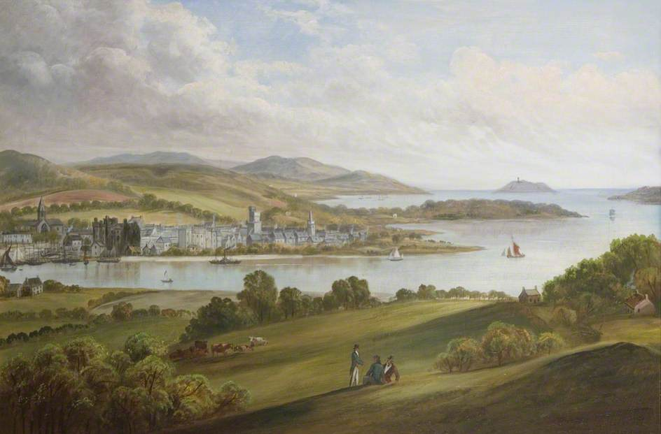 Kirkcudbright, 1822