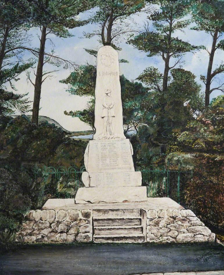 Brodick War Memorial