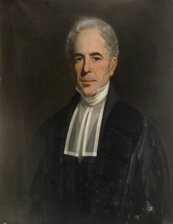 Reverend William Mackenzie