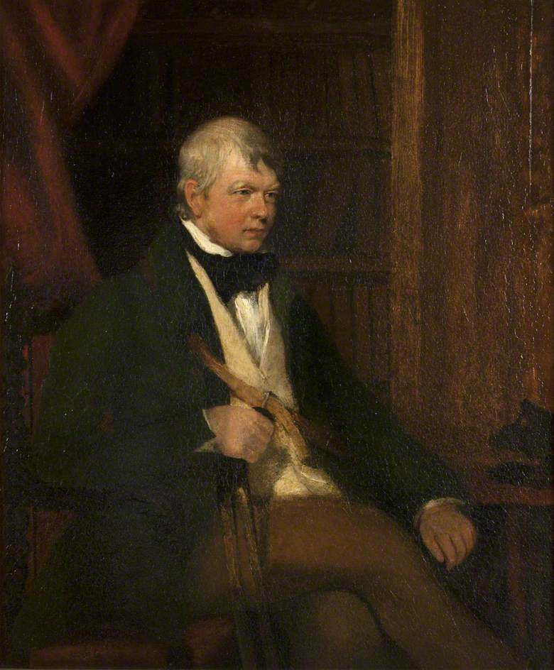 Sir Walter Scott (1771–1832), 1st Bt