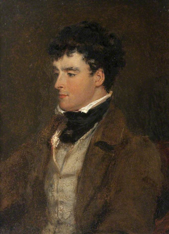 John Gibson Lockhart (1794–1854), Son-in-Law and Biographer of Sir Walter Scott