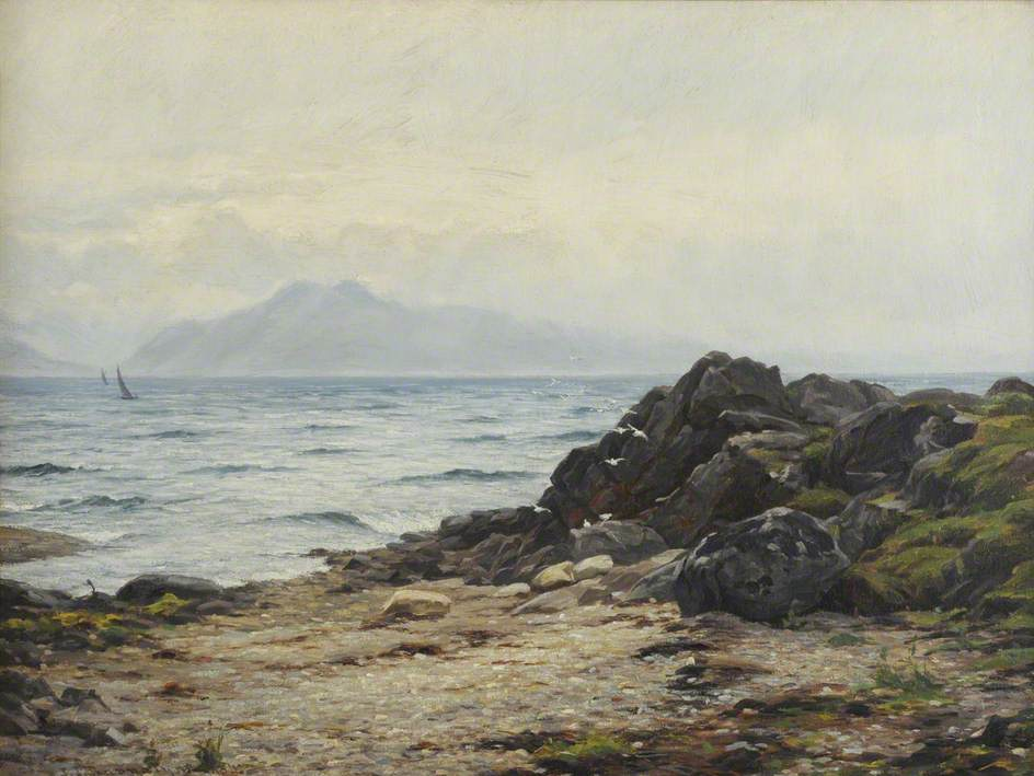 Misty Day, Sound of Kilbrannon