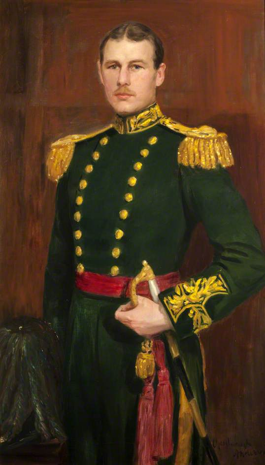Frederick Colin (1868–1931), 14th Earl of Lauderdale