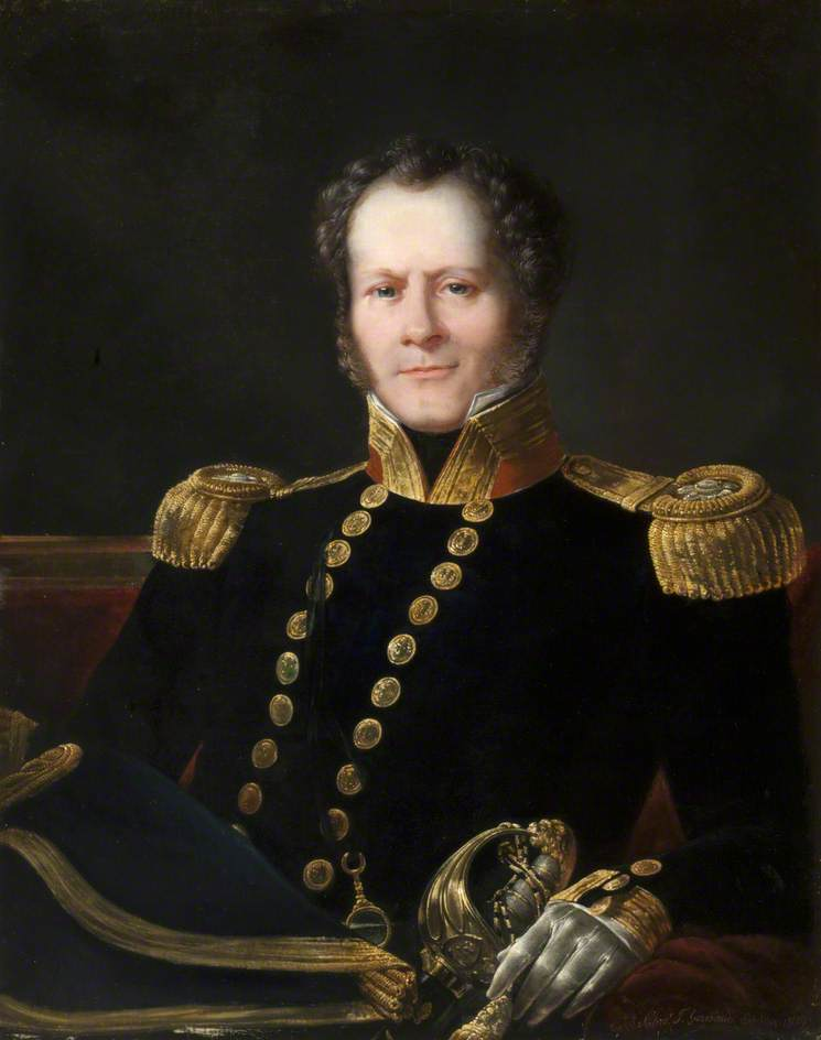 Admiral John Maitland (1771–1836)