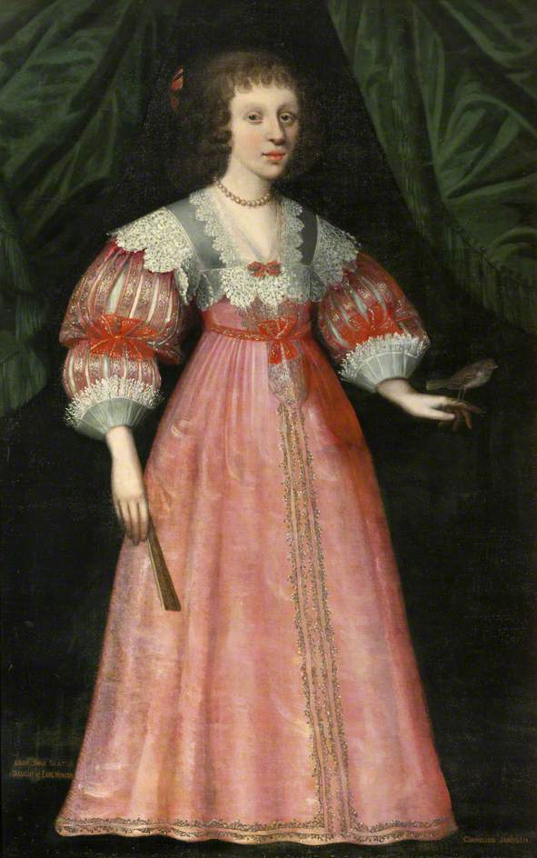 Lady Jean Seton, Daughter of the Earl of Winton