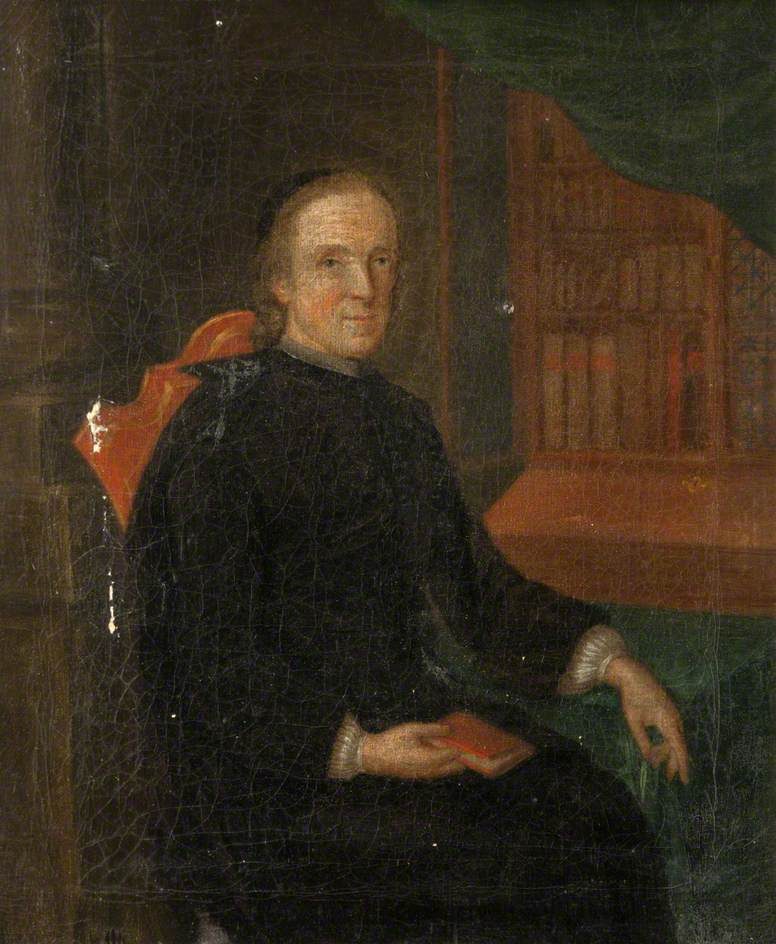 Father Maxwell, Chaplain at Traquair