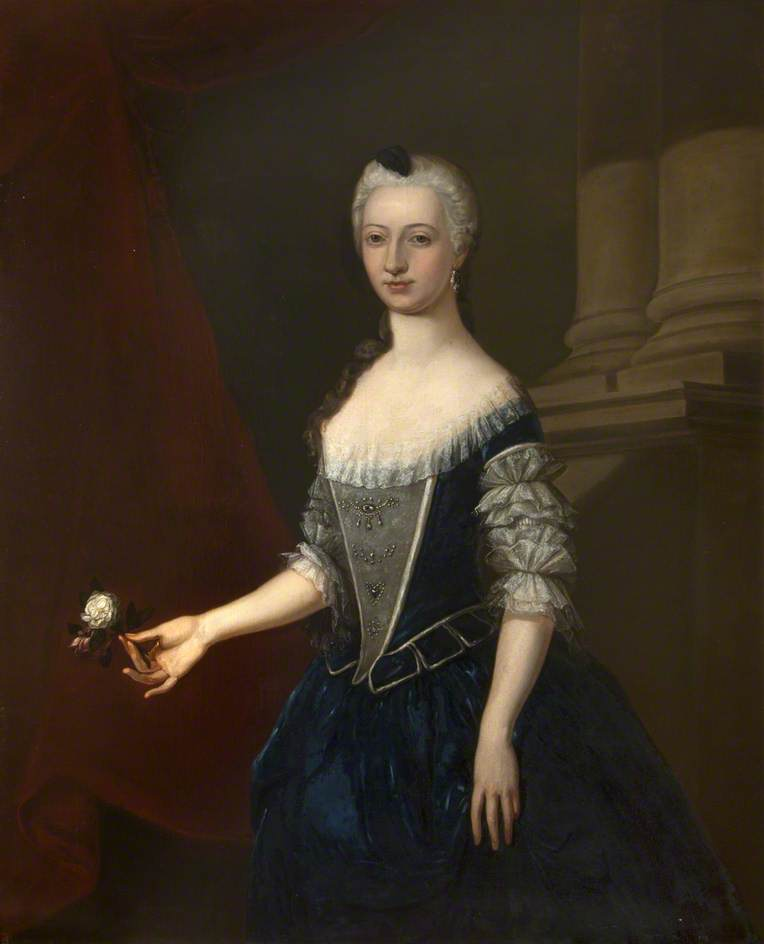 Lady Winifred Maxwell Constable (d.1801)