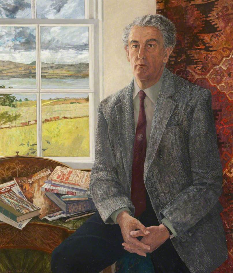 Tam Dalyell of the Binns (b.1932), MP (1962–2005)