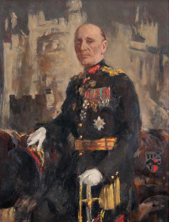 Lieutenant General Sir Richard George Collingwood KBE CB DSO (1903–1986)