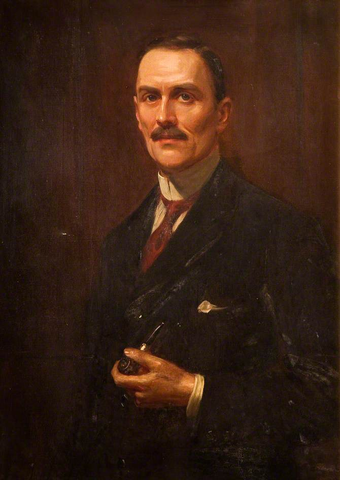 F. A. L. Barnwell, Last General Manager of the North Staffordshire Railway Company (1919–1923)
