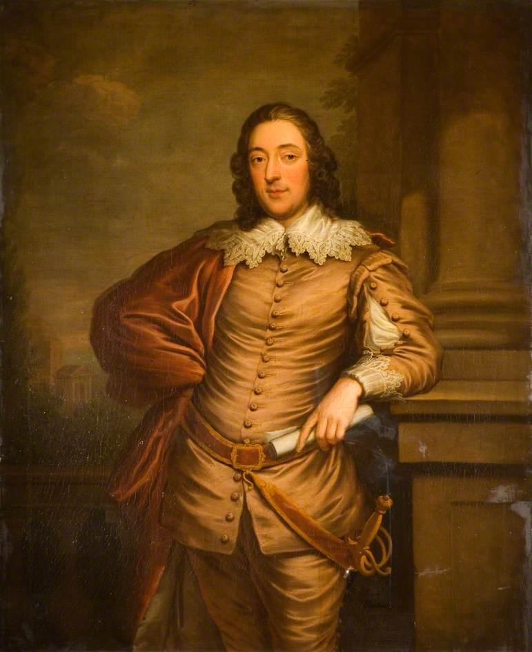 The Honourable John Talbot (1711–1756), MP, of Lincoln's Inn Fields