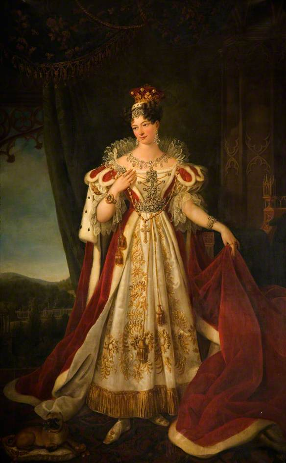 Maria Theresa, Countess of Shrewsbury (1795–1856)