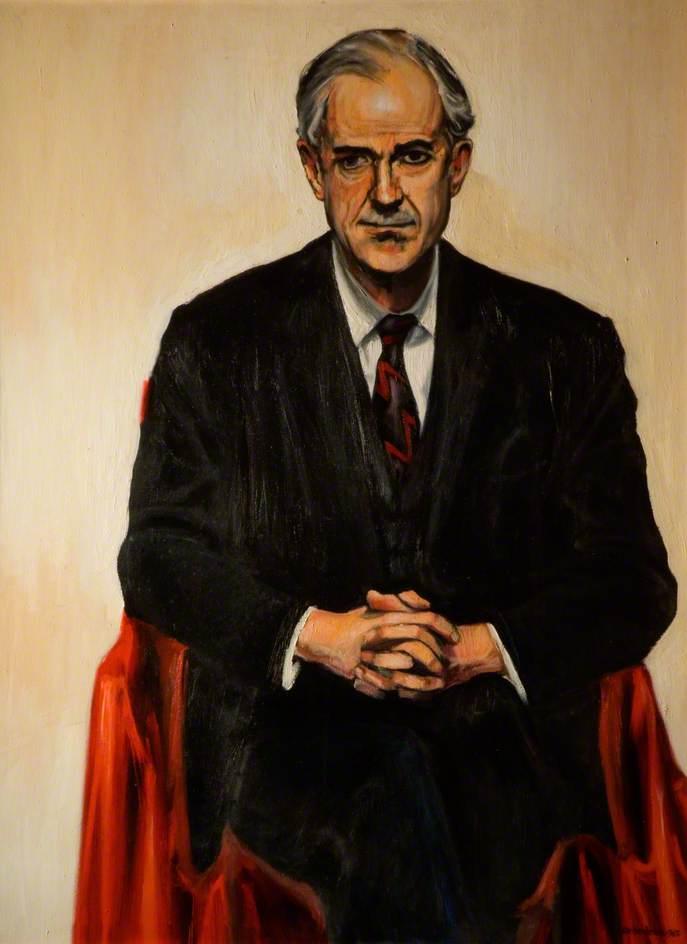 Professor Harold M. Taylor, Vice-Chancellor