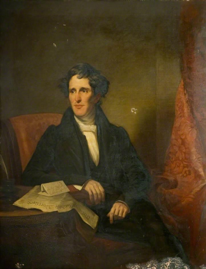 Reverend Chancellor James Thomas Law (1790–1876)