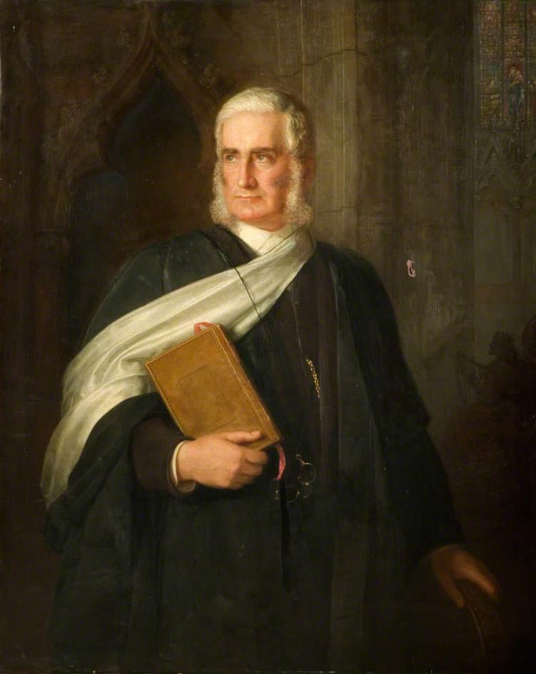 Reverend John Gylby Lonsdale (1818–1907)