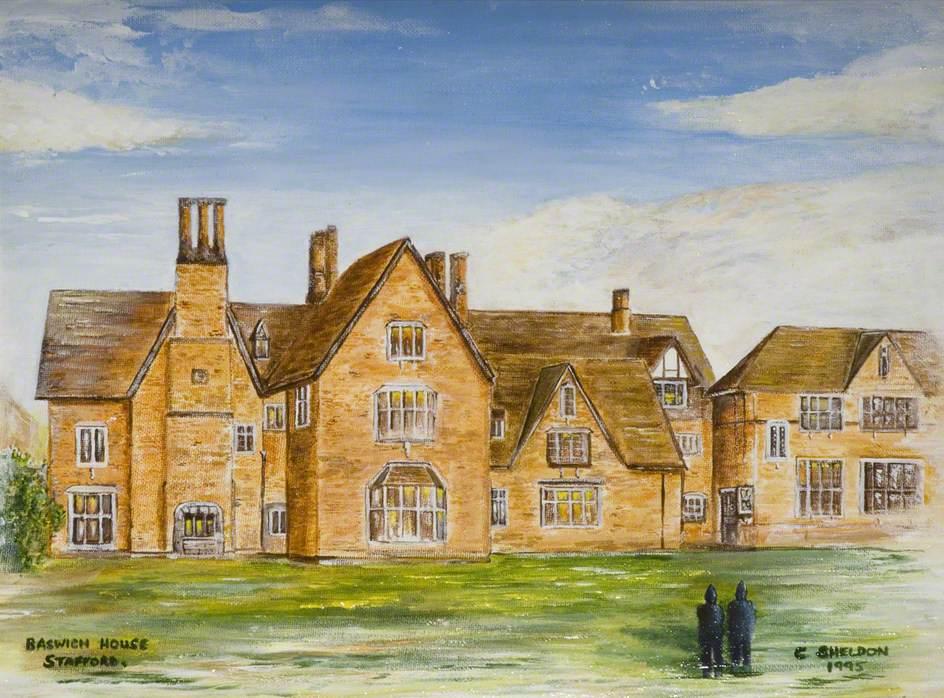Baswich House, Stafford