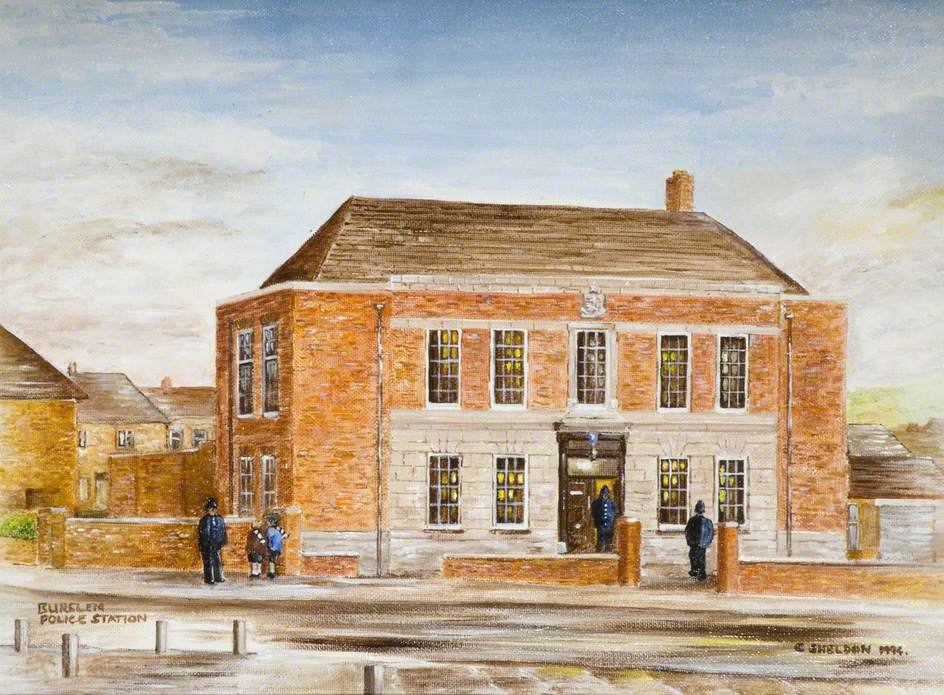 Burslem Police Station