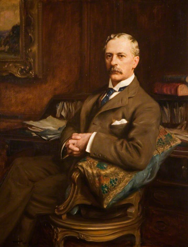 Thomas Francis Anson (1856–1918), Baron Soberton, Viscount Anson of Shugborough and Orgreave, Earl of Lichfield