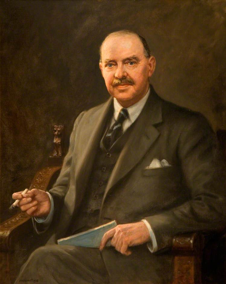 Lieutenant-Colonel William Edward Harrison (d.1937), OBE
