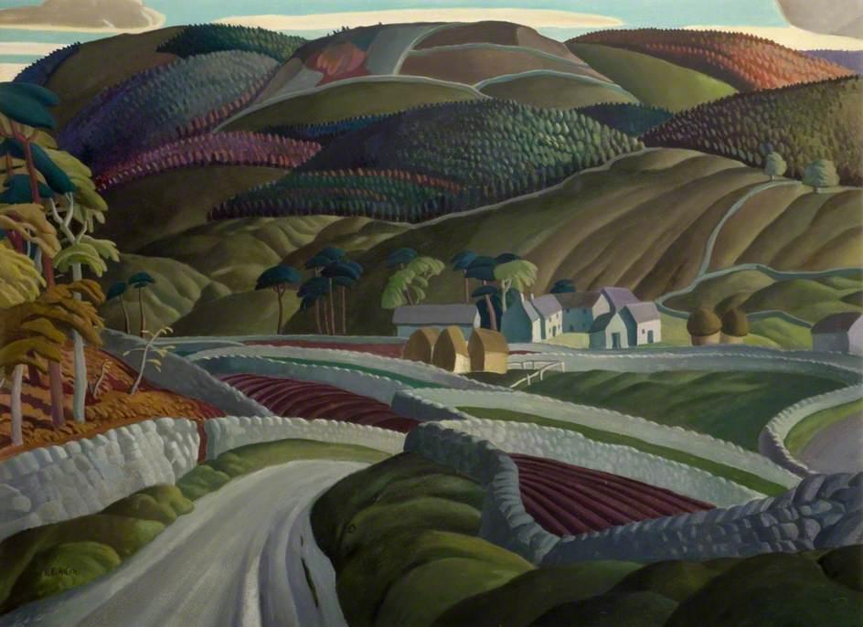 A Derbyshire Farmstead