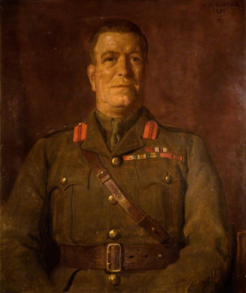 Lieutenant Colonel J. C. Chaytor