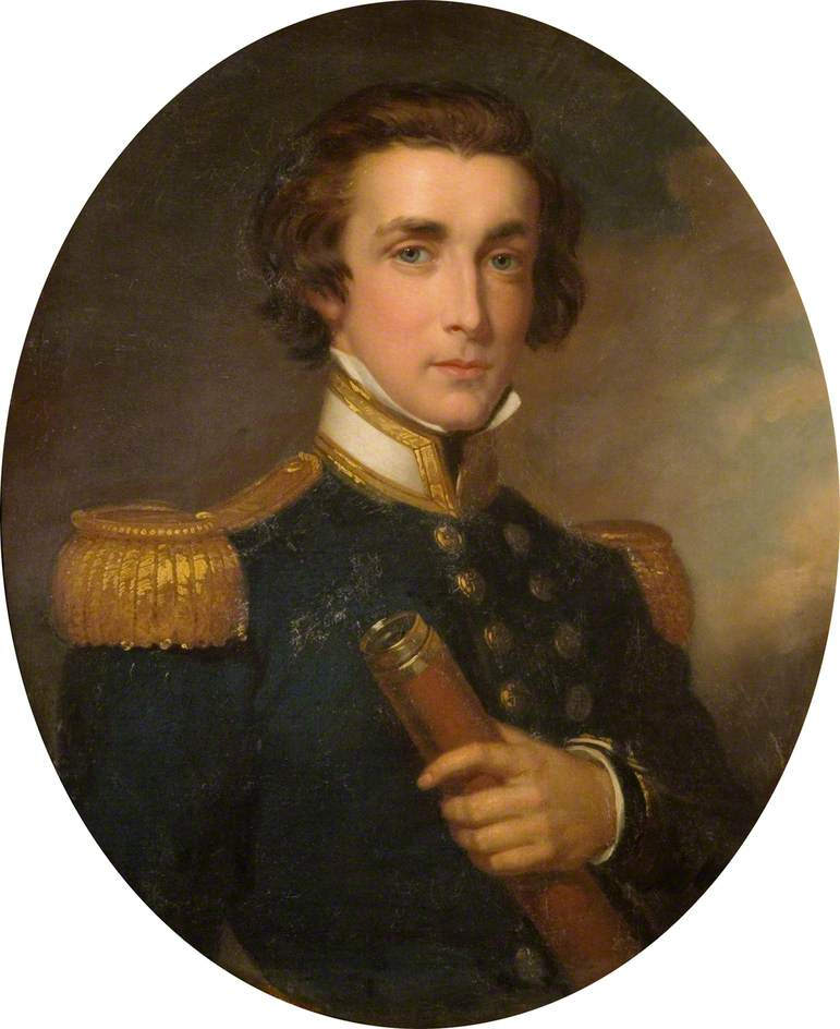 Captain Sir William Peel (1824–1858)