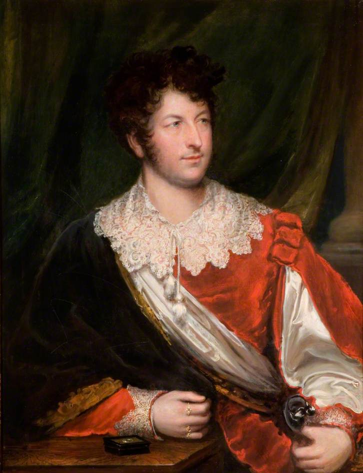 George Ferrers Townshend (1778–1855), 3rd Marquis Townshend