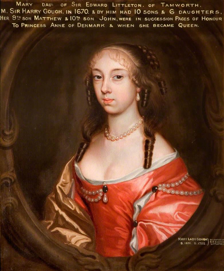 Lady Mary Gough (1657–1722)