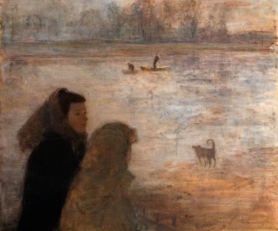 Low Tide, Putney