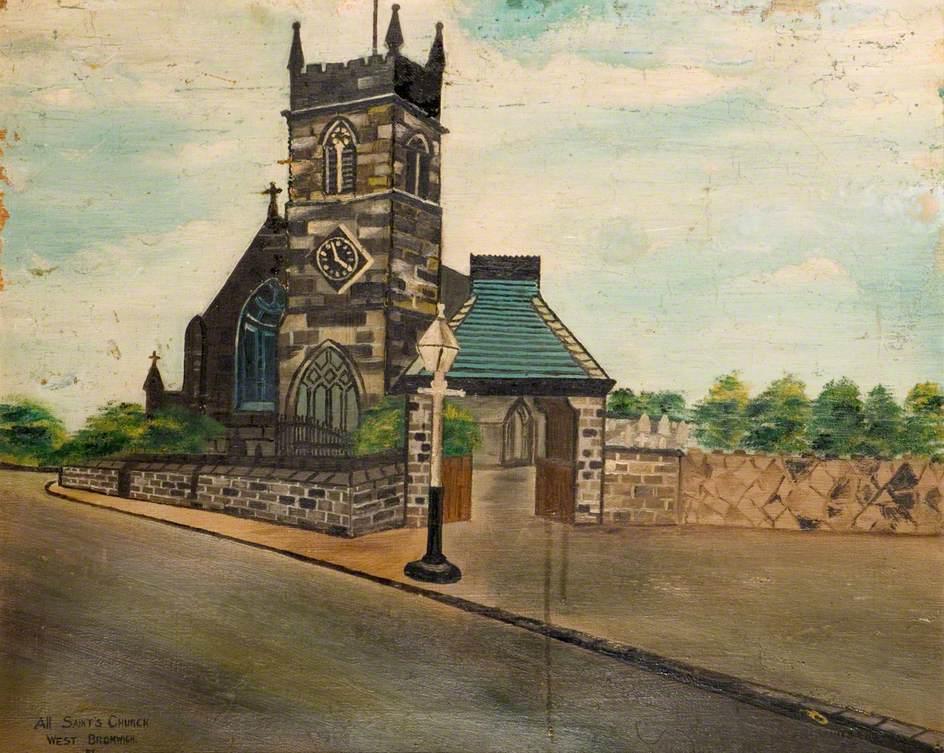 All Saints' Church, West Bromwich