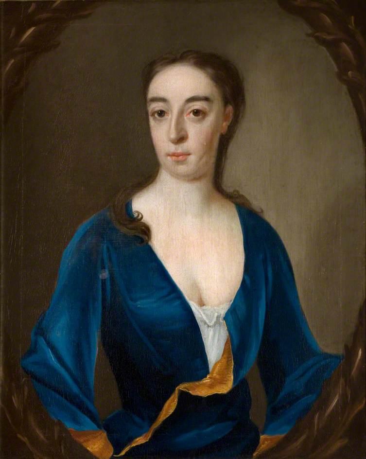 Mary Rotton, Wife of Thomas Haden