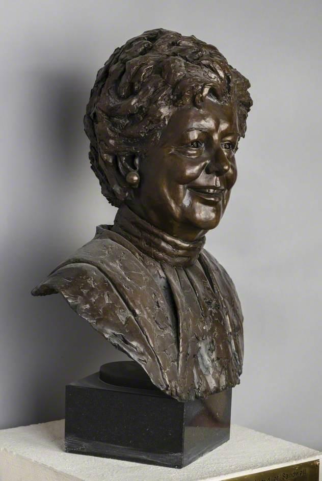 Betty Boothroyd (b.1929), Baroness Boothroyd OM, PC, Hon., FSLL