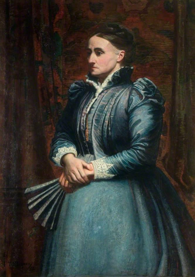 Mrs Jabez Lones, First Mayoress of Smethwick (1899–1901)