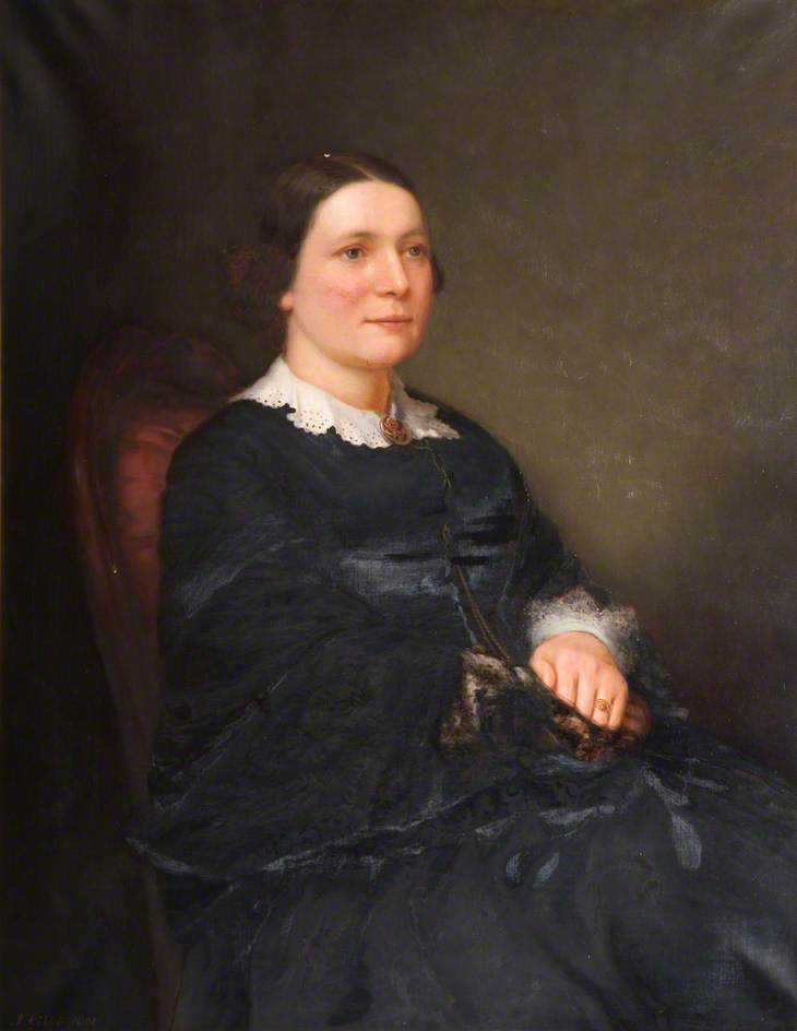 Mary Ann Richards (1820–1894)