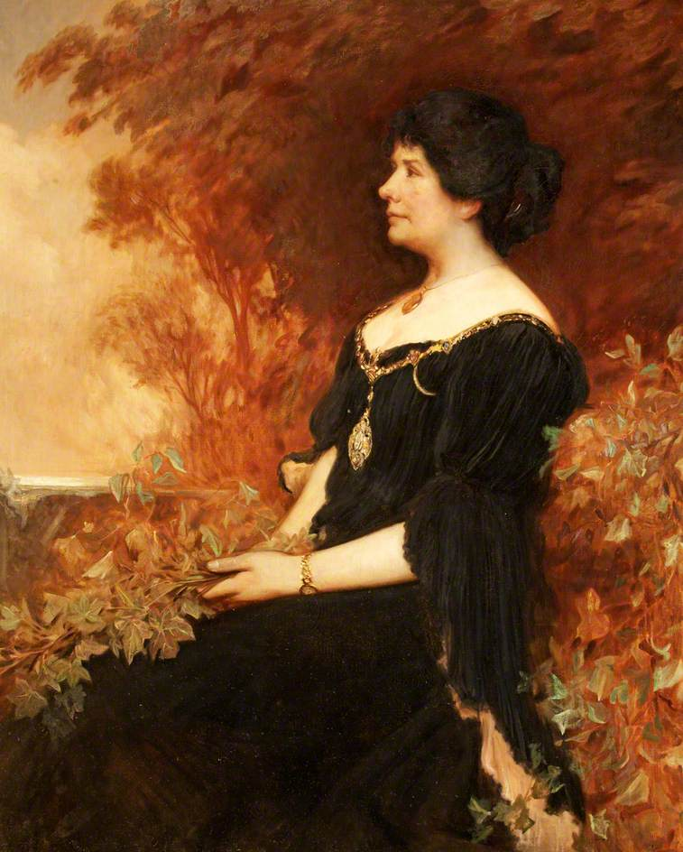 Alice Sophia Amelia Stopford Green (1847–1929)