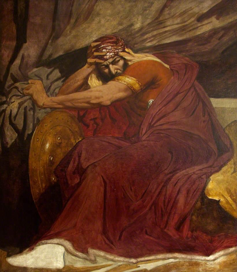 The Remorse of Saul