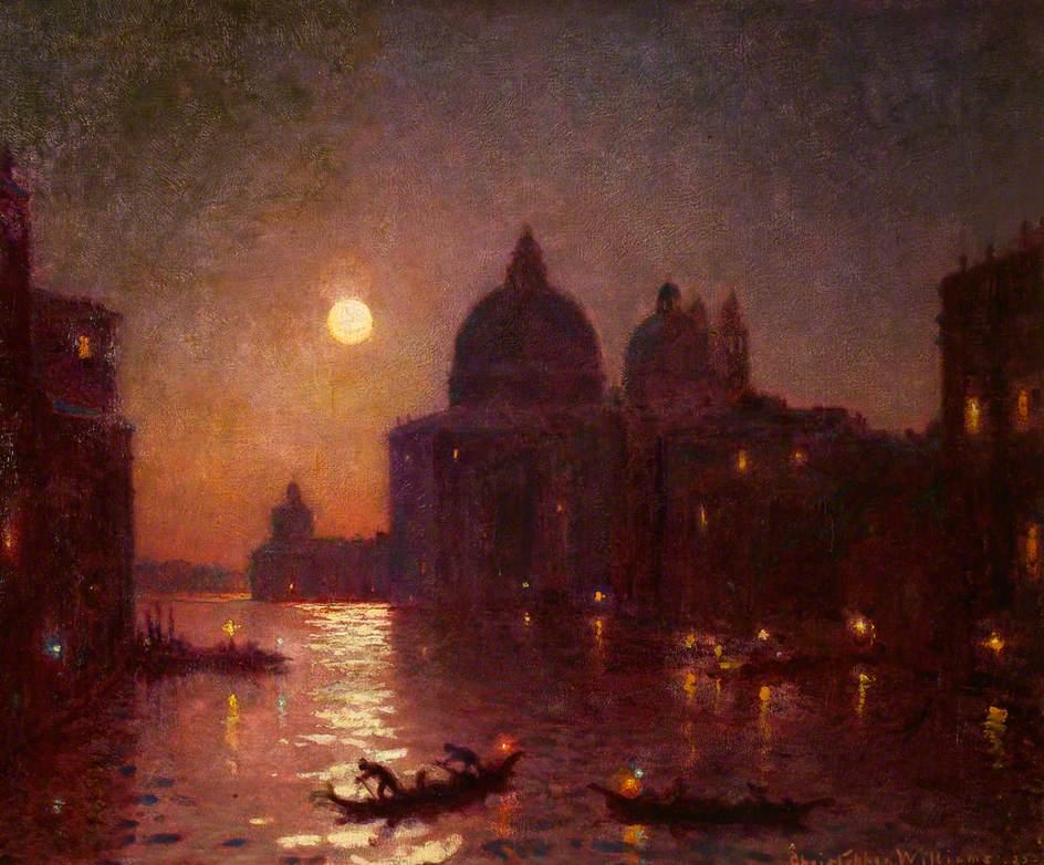 Venice, Moonlight