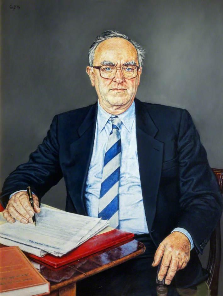 Michael Vickers, Professor of Anaesthetics, University of Wales College of Medicine (1976–1995)