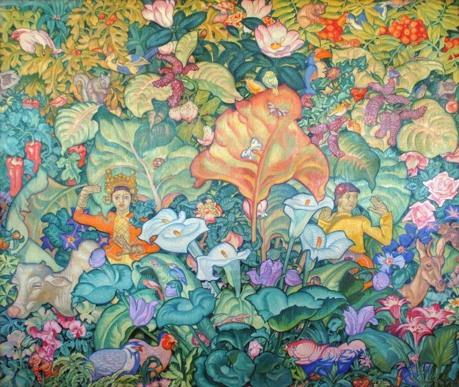British Empire Panel (9) Burma