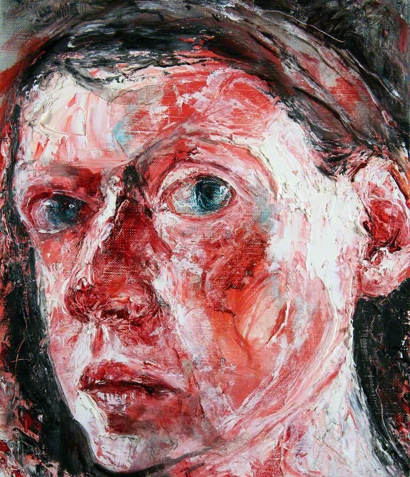 Head II (Self Portrait)